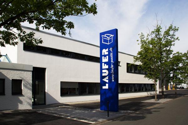 Laufer Zentrale und Werk 1 in Hövelhof