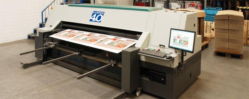 Digitaldruck für Verpackungen