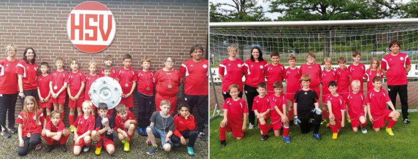 HSV E4-Jugend-Meister